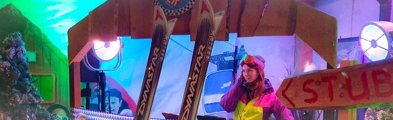 Après Ski Party - met de foutste après ski knallers! - Feest met livemuziek met zanger, gitarist en entertainer, dj, decoratie - zeer geschikt voor dorpsfeesten, tentfeesten, bedrijfsfeesten, theaters, cruiseschepen, verjaardagen of gewoon feest