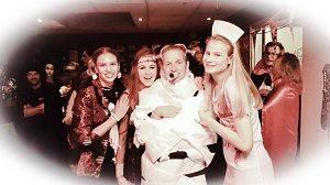 Halloween themafeest - griezelig gezellig feest voor bedrijfsfeesten, personeelsfeesten, dorpsfeesten, verenigingen, verjaardagen en natuurlijk tijdens halloween! met livemuziek, dj en decoratie - feest