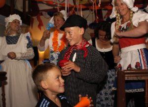 Heel Holland Feest met Live Muziek & Entertainment