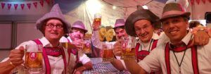 Oktoberfest met live muziek, zanger/gitarist, dj & entertainment - bierfeest, tiroleravond, oktoberfest - altijd feestfeest!