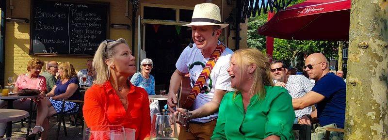 Stephan Barneveld - zanger/gitarist en entertainer - voor al uw feesten - bedrijfsfeesten, personeelsfeesten, bruiloftsfeesten, huwelijksfeest - dorpsfeest , themafeest - livemuziek en dj  - inclusief reiskosten en btw - trouwfeest, vrijmibo, receptie of borrel - zelf in het buitenland - borrel, vrijmibo of festival - ibiza themafeest