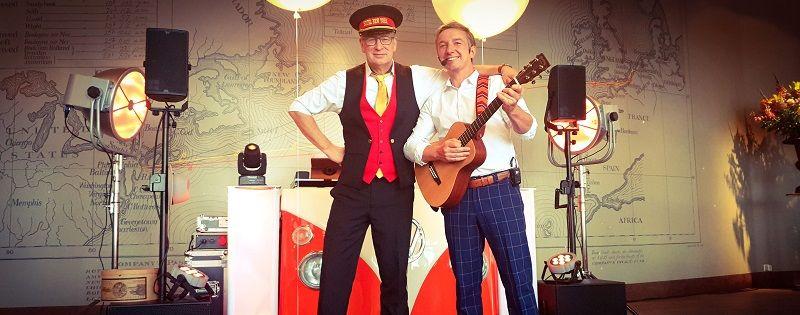 Stephan Barneveld - zanger/gitarist en entertainer - bedrijfsfeesten, themafeesten, bruiloften, evenementen, festivals en cruiseschepen, alles is mogelijk!