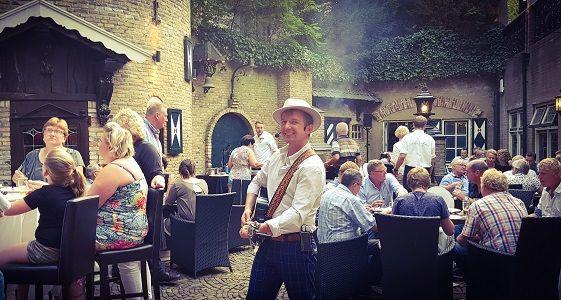 Privé feest met livemuziek met zanger/gitarist Stephan Barneveld - verjaardag, jubileum of gewoon feest? boek nu livemuziek & dj voor een onvergetelijk feest